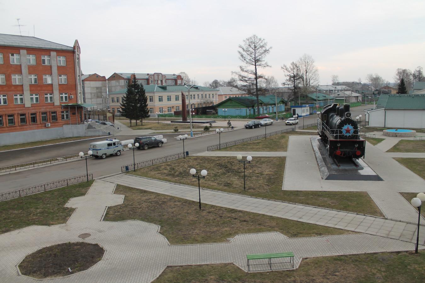 Привокзальная площадь