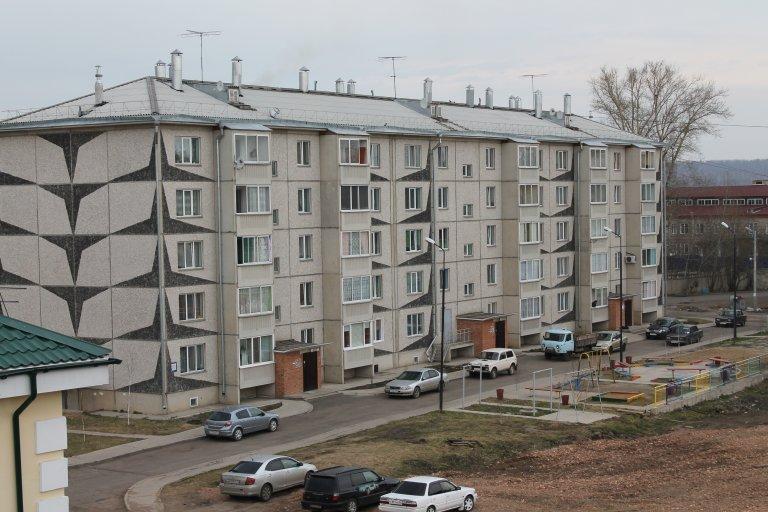 Дом возле станции Иланской