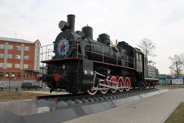 Паровоз ЭМ – 730 – 73