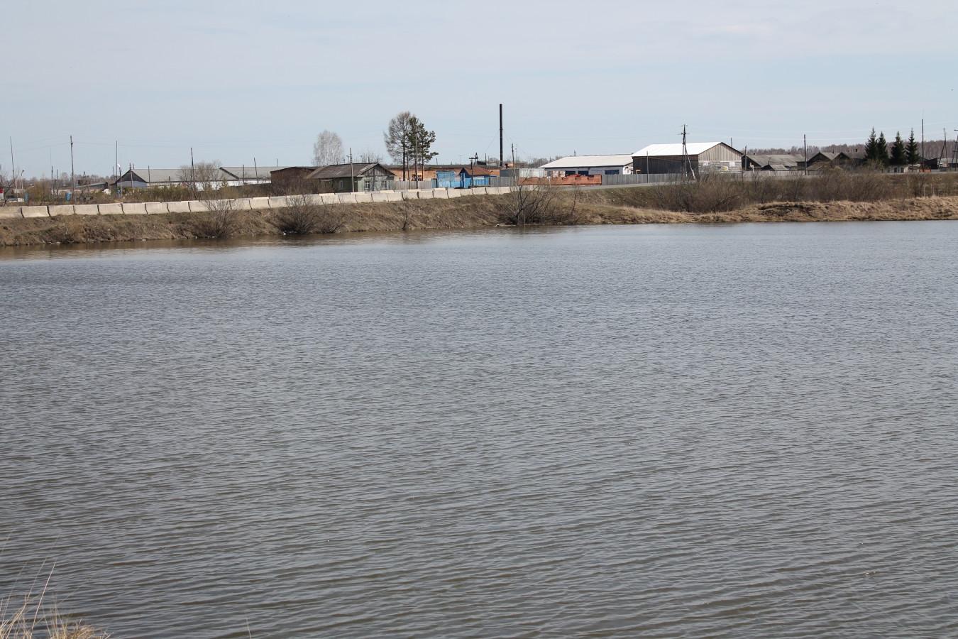 озеро Дорожное
