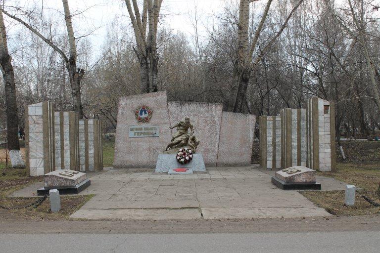 Памятник павшим смертью храбрых в годы Великой Отечественной войны 1941 – 1945 гг.