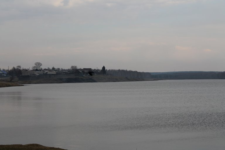 озеро Пульсометр