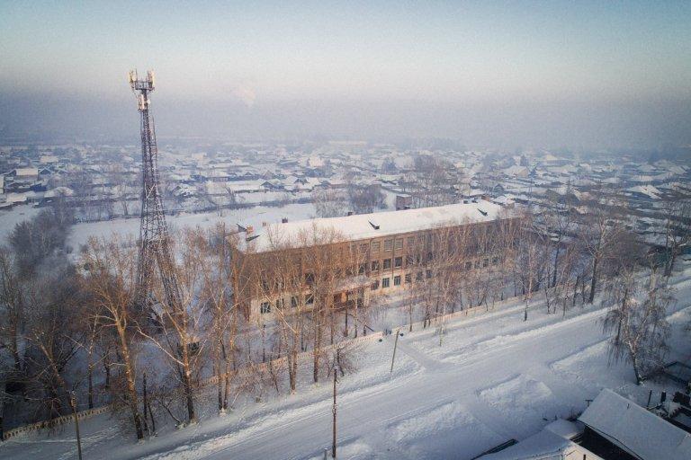 Школа № 2 им .В. Салко