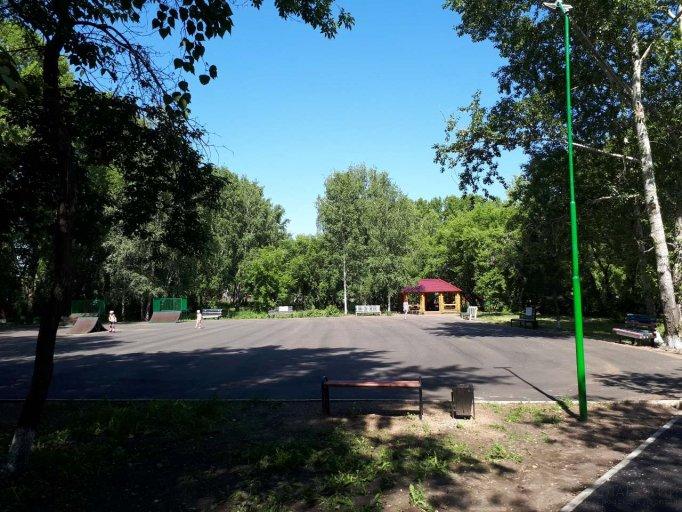 Городской парк, 2019 г.