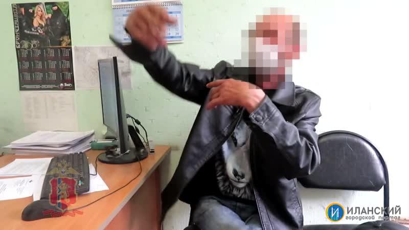Оперативники задержали подозреваемого в хищении аппаратуры из приходской школы