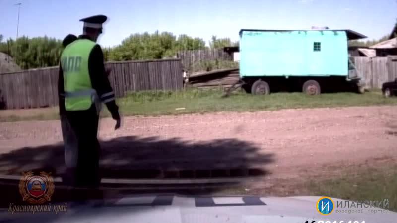 В д. Соколовка Иланского района в результате ДТП пострадал 14-летний мотоциклист