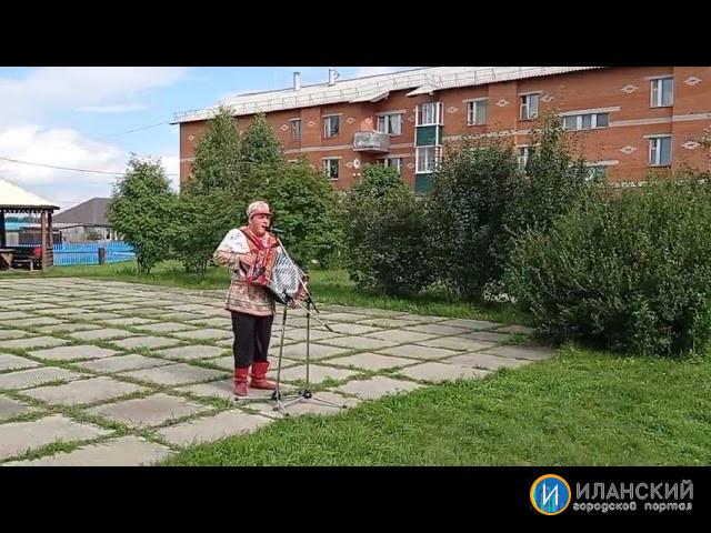 Песня о Сибири (с). Андрей Чешуин. Концерт во дворе