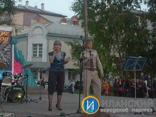 Дуэт: Оксана и Олег - Лунная мелодия, 2010 г.