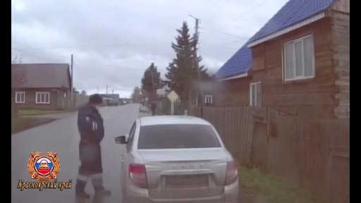 Инспекторы ДПС задержали подозреваемую в краже более 40 тысяч рублей у пожилого мужчины
