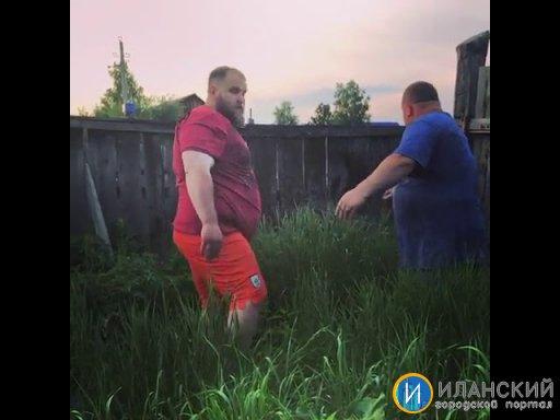 Вася Пельмень: Вот и я добрался до арбузов!!!