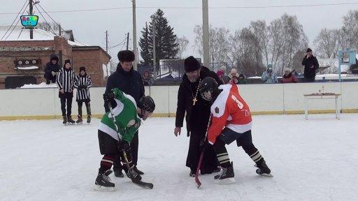 Турнир по хоккею с шайбой на призы Храма св. князя Александра Невского